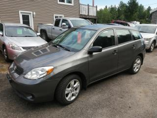 Used 2007 Toyota Matrix for sale in Mallorytown, ON