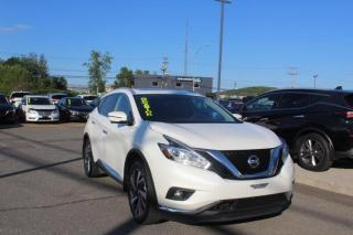 Used 2017 Nissan Murano PLATINUM AWD GPS*CAMÉRAS*TOIT for sale in Lévis, QC