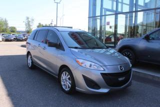 Used 2017 Mazda MAZDA5 GS AUTOMATIQUE MAIN LIBRE*AIR*ROUES D'AL for sale in Lévis, QC
