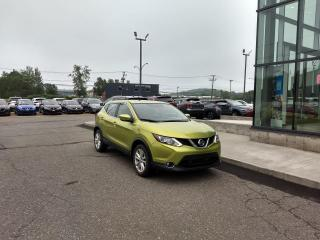 Used 2017 Nissan Qashqai SV AWD TOIT*MAIN LIBRE*CAMÉRA for sale in Lévis, QC