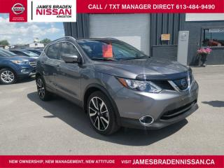 Used 2019 Nissan Qashqai SL for sale in Kingston, ON