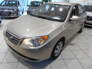 Used 2008 Hyundai Elantra GL **AIR CLIM.CD,CRUISE,TRES BAS KM** for sale in Montréal, QC