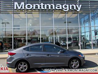 Used 2018 Hyundai Elantra GL BA for sale in Montmagny, QC