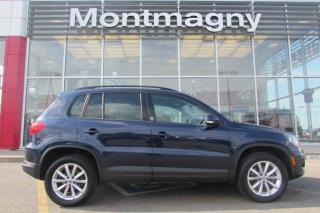 Used 2017 Volkswagen Tiguan Édition Wolfsburg 4 portes 4MOTION for sale in Montmagny, QC