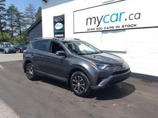 Used 2017 Toyota RAV4 LE ALLOYS, HEATED SEATS, BACKUP CAM!! for sale in Kingston, ON