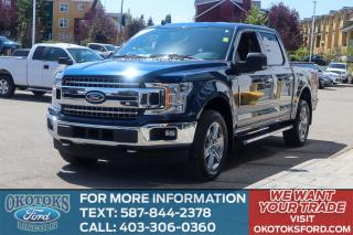 Used 2018 Ford F-150 XLT 302A/5.0L/XTR/FORD PASS for sale in Okotoks, AB