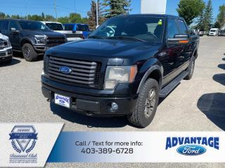 Used 2011 Ford F-150 Regular Service Record - 5.0L V8 - FX4 for sale in Calgary, AB