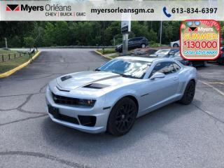 Used 2010 Chevrolet Camaro 2SS  - Low Mileage for sale in Orleans, ON