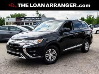 Used 2020 Mitsubishi Outlander for sale in Barrie, ON