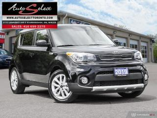 Used 2019 Kia Soul EX ONLY 44K! **BACK-UP CAMERA**BLUETOOTH**ALLOYS** for sale in Scarborough, ON