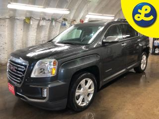 Used 2017 GMC Terrain SLT AWD * Navigation * Leather *  Sunroof * Back Up Camera * Eco Mode * Pioneer premium 8-speaker system with subwoofer and amplifier * for sale in Cambridge, ON