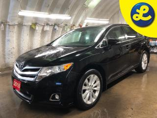 Used 2016 Toyota Venza LE * Back-Up Camera * SPORT/ECO drive mode * Heated front * Automatic/Manual Shifting * Telescopic/tilt steering * Phone connect * Voice Recognition * for sale in Cambridge, ON