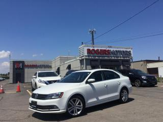 Used 2015 Volkswagen Jetta 2.99% Financing - TDI - NAVI - SUNROOF - LEATHER for sale in Oakville, ON