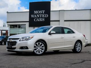 Used 2014 Chevrolet Malibu 2LT|LEATHER/CLOTH for sale in Kitchener, ON