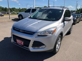 Used 2014 Ford Escape SE GPS NAVIGATION | BACK-UP CAMERA | BLUETOOTH for sale in Cambridge, ON