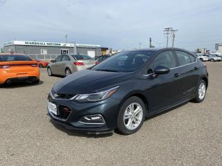 Used 2017 Chevrolet Cruze 4dr HB 1.4L LT w/1SD *Heated Seats* *TURBO* *RS Pa for sale in Brandon, MB