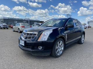 Used 2011 Cadillac SRX AWD 4dr 3.0 Performance *Leather* *Heated Seats* * for sale in Brandon, MB