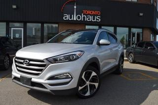 Used 2016 Hyundai Tucson 1.6 Limited/AWD/NAVI/PANO/BSM/LEATHER Limited for sale in Concord, ON