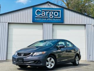 Used 2015 Honda Civic LX for sale in Stratford, ON