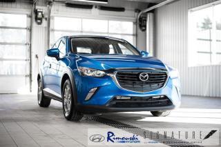 Used 2017 Mazda CX-3 GS AWD chez Rimouski Hyundai for sale in Rimouski, QC