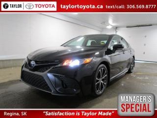 New 2020 Toyota Camry HYBRID SE Save $1500 for sale in Regina, SK