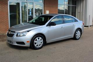 Used 2014 Chevrolet Cruze 2LS LS - BLUETOOTH - LOCAL VEHICLE for sale in Saskatoon, SK