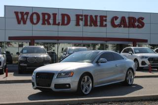 Used 2011 Audi S5 4.2 Premium | 350 HP! | Quattro AWD | *6-Speed* for sale in Etobicoke, ON