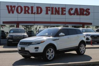 Used 2015 Land Rover Evoque Pure Plus   *One Owner*   Accident Free!   4x4! for sale in Etobicoke, ON