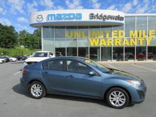 Used 2011 Mazda MAZDA3 GX for sale in Hebbville, NS