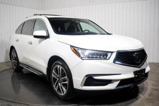 Used 2017 Acura MDX TECH PACK AWD CUIR TOIT MAGS NAV CAMERA for sale in St-Hubert, QC