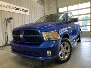 Used 2017 RAM 1500 Express Quad Cab 4RM 140,5 po *Disponibi for sale in St-Hyacinthe, QC