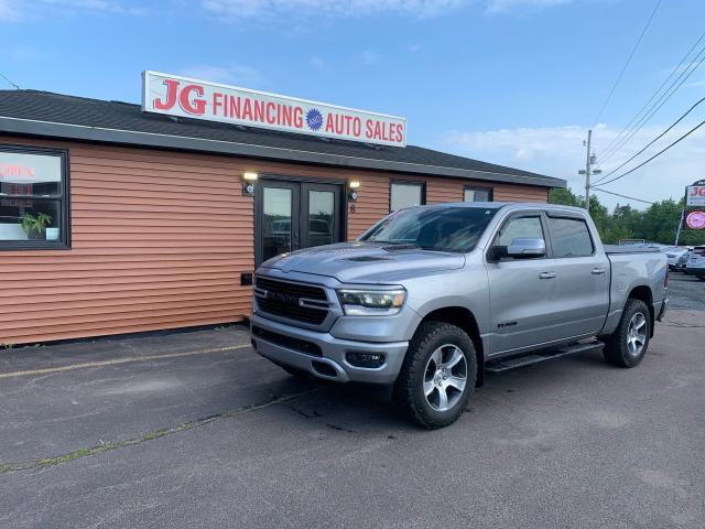 2019 RAM 1500 SPORT