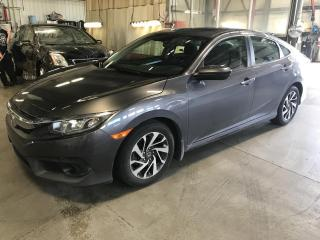 Used 2017 Honda Civic EX 4 portes CVT for sale in Gatineau, QC