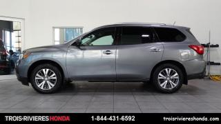 Used 2017 Nissan Pathfinder SL + AWD + CUIR + GPS + TOIT + MAGS! for sale in Trois-Rivières, QC