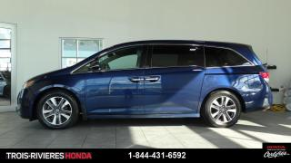 Used 2015 Honda Odyssey TOURING + CUIR + GPS + DVD ! for sale in Trois-Rivières, QC