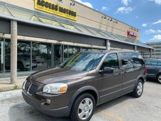 Used 2009 Pontiac Montana Sv6 4dr Reg WB w/1SA for sale in North York, ON