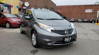 Used 2017 Nissan Versa Note 5DR HB AUTO 1.6 SV for sale in Scarborough, ON
