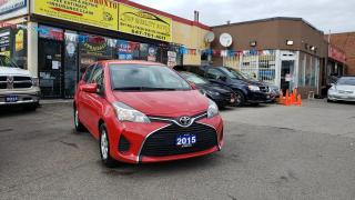 Used 2015 Toyota Yaris 5dr HB Auto LE for sale in Scarborough, ON