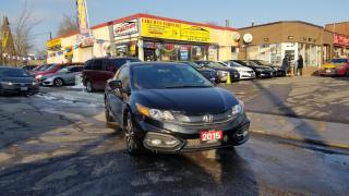 Used 2015 Honda Civic COUPE 2dr CVT EX-L for sale in Scarborough, ON