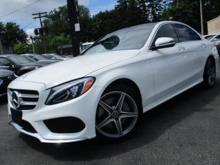 Used 2018 Mercedes-Benz C-Class C300 4MATIC|NAVIGATION|AMG PKG|6,000KMS ONLY !!! for sale in Burlington, ON