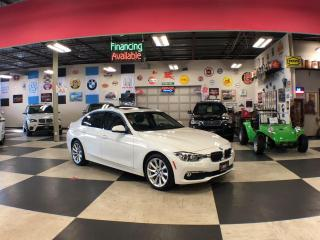 Used 2017 BMW 3 Series 320I X DRIVE LUXURY   NAVI PKG AUT0 LEATHER SUNROOF  52K for sale in North York, ON