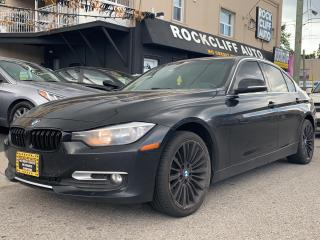 Used 2014 BMW 3 Series 4dr Sdn 320i xDrive AWD for sale in Scarborough, ON