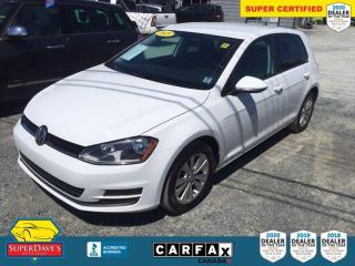 Used 2015 Volkswagen Golf 1.8T COMFORTLINE for sale in Dartmouth, NS