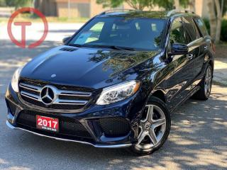 Used 2017 Mercedes-Benz GLE GLE 400 for sale in Burlington, ON