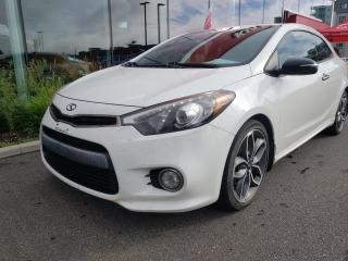 Used 2015 Kia Forte Koup *SX*CAMÉRA*BLUETOOTH*SIÈGES CHAUFF* for sale in Québec, QC