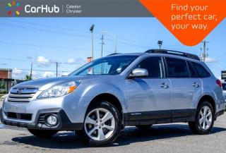 Used 2013 Subaru Outback 3.6R AWD Power Sunroof Bluetooth Heated Front Seats Keyless Entry 17
