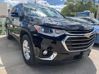 Used 2018 Chevrolet Traverse LT Cloth for sale in Steinbach, MB