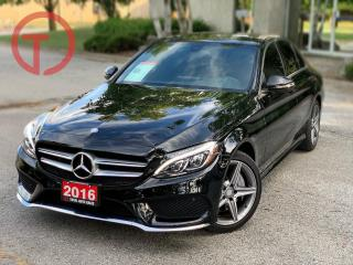 Used 2016 Mercedes-Benz C-Class C 300 for sale in Burlington, ON