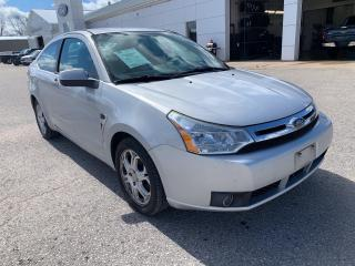 Used 2008 Ford Focus SES | Bluetooth | Remote Keyless Entry for sale in Harriston, ON