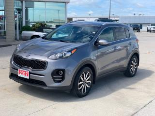 Used 2017 Kia Sportage EX for sale in Tilbury, ON